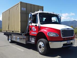 Commercial Tow Concord CA